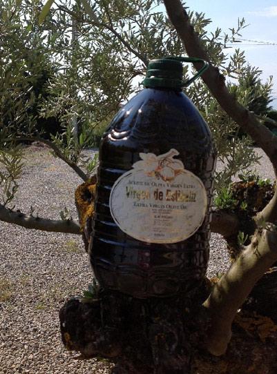 Aceite de Oliva Virgen Extra Virgen de Estíbaliz